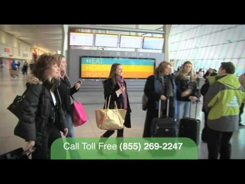 NYC Airporter JFK and LGA Express to NYC