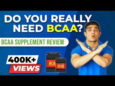 Do you REALLY need BCAAs? - BCAA Supplement Review | BeerBiceps BCAA 101