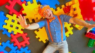 Learn with Blippi at a Children's Museum   Educational Videos for Kids