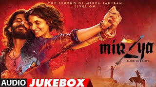 MIRZYA Full Movie Songs (Audio) Jukebox | Harshvardhan Kapoor, Saiyami Kher, Shankar Ehsaan Loy