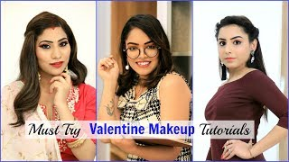 Must Try VALENTINES Makeup Tutorials - College, Office & Married Girls | #Beauty #Anaysa