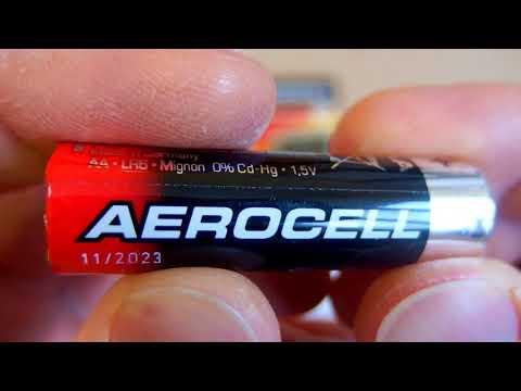 AA alkaline battery test - a new winner!