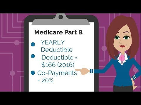 Medicare Part B Premium / Costs