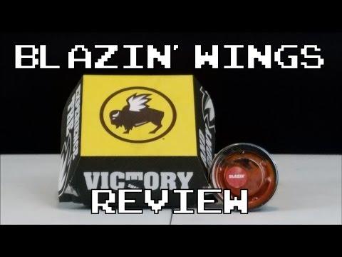 Buffalo Wild Wings Blazin' Wings Review