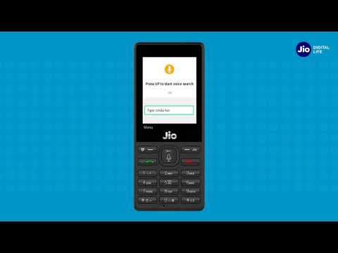 How to Set JioTunes in JioPhone (Telugu) | Reliance Jio