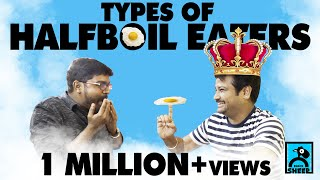 Types Of Half Boil Eaters   Types   Black Sheep