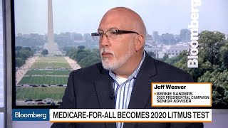 U.S. Is About to Enter the Trump Recession, Sanders Adviser Weaver Says