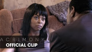"""Tyler Perry's Acrimony (2018 Movie) Official Clip """"You Lie And You Cheat"""" – Taraji P. Henson"""