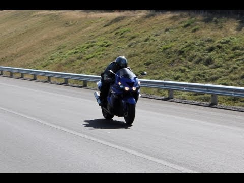 ZX-14 and ZX-12R - Top Speed