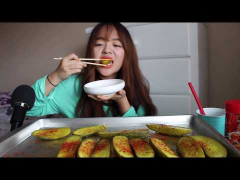 How to enjoy PICKLES (+spice) | Mukbang (먹방) dat crunch tho
