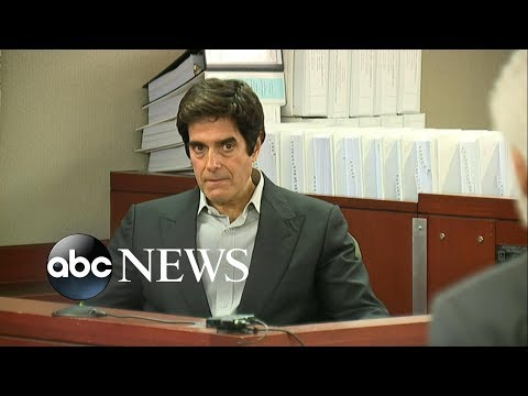 David Copperfield reveals illusion under oath