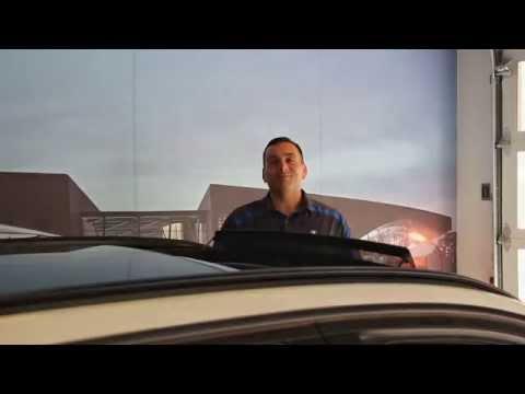 BMW Sunroof Drain Maintenance