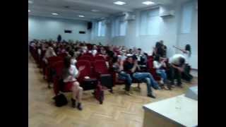 Flash Mob Lecture Iliauni