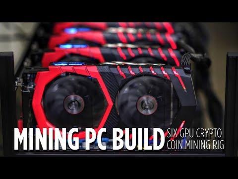 Building an AMD RX 580 Ethereum Mining Rig