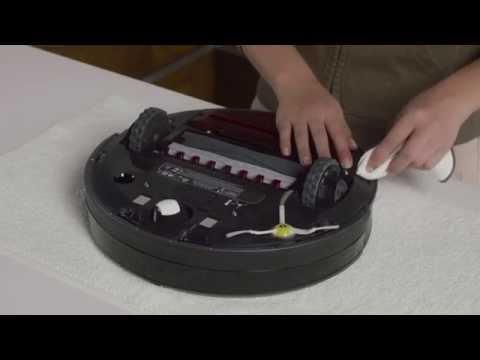 Cliff Sensor Troubleshooting for Roomba 980 Robot Vacuum