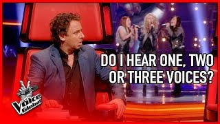 Grown up SISTERS make a COMEBACK in The Voice | STORIES #12
