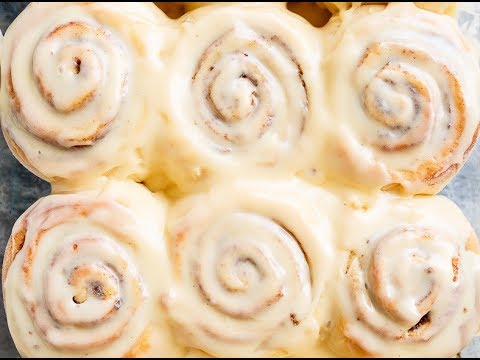 Quick Soft Cinnamon Rolls