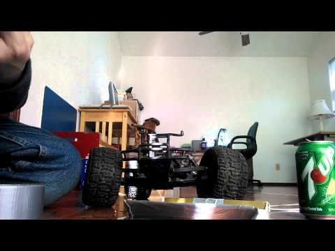 How to make a snow plow for your rc car pt1