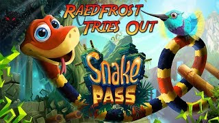 Raedfrost Tries Out: Snake Pass