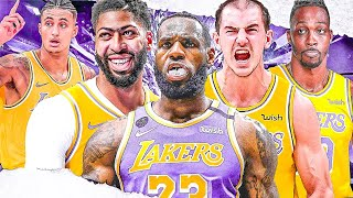 The BEST Lakers Plays of the 2020 Season! - The Lakers Are Relevant Again!