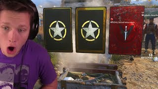 NEW WEAPONS IN COD WW2! - Supply Drop Opening