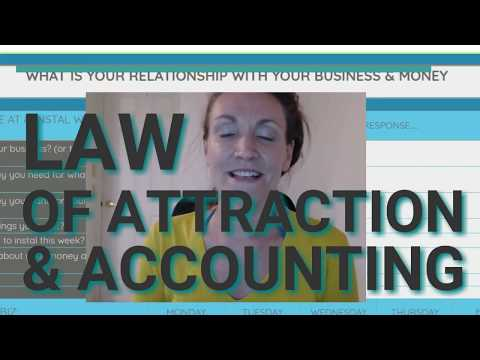 How Law of Attraction is Responding To Your Business Accounting