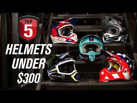 Top 5 Motocross Helmets Under $300