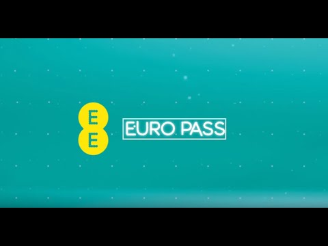 A guide to EE Euro pass