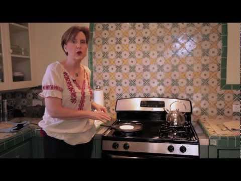 How to Cook Corn Tortillas