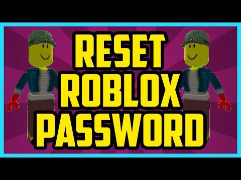 How To Reset Your Roblox Password WORKING 2017 (EASY) - Roblox Password Reset Tutorial