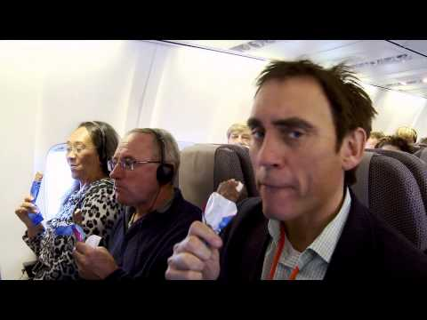 Cure Kids Ticket to Hope with Qantas -- extended version