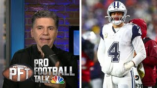 Will Dak Prescott want out of Dallas Cowboys next year? | Pro Football Talk | NBC Sports