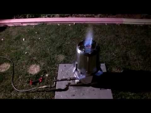 DIY Propane Furnace Startup