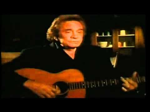 Thanksgiving Prayer ~ Johnny Cash