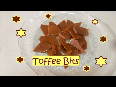 Toffee Bits/Toffeebonbons.....