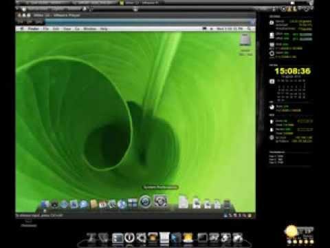 VirtualBox Mac os X in ubuntu 10.4