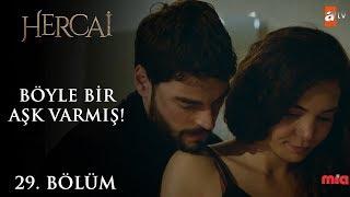 Reyyan ve Miran'ın aşk dolu anları… - Hercai 29.Bölüm
