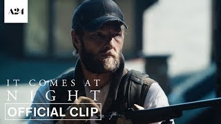 It Comes At Night | Stanley Sees Something | Official Clip HD | A24