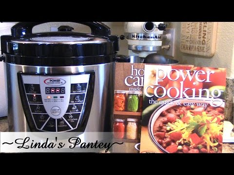 ~Power Pressure Cooker XL Canning Session With Linda's Pantry~