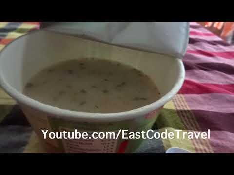 Asian style instant porridge