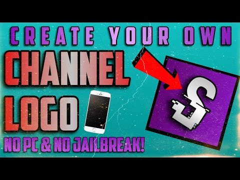 HOW TO MAKE A LOGO ON IOS 11/10/9 (NO COMPUTER & NO JAILBREAK)