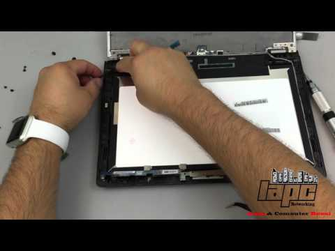 How to change the screen on Lenovo Yoga 2