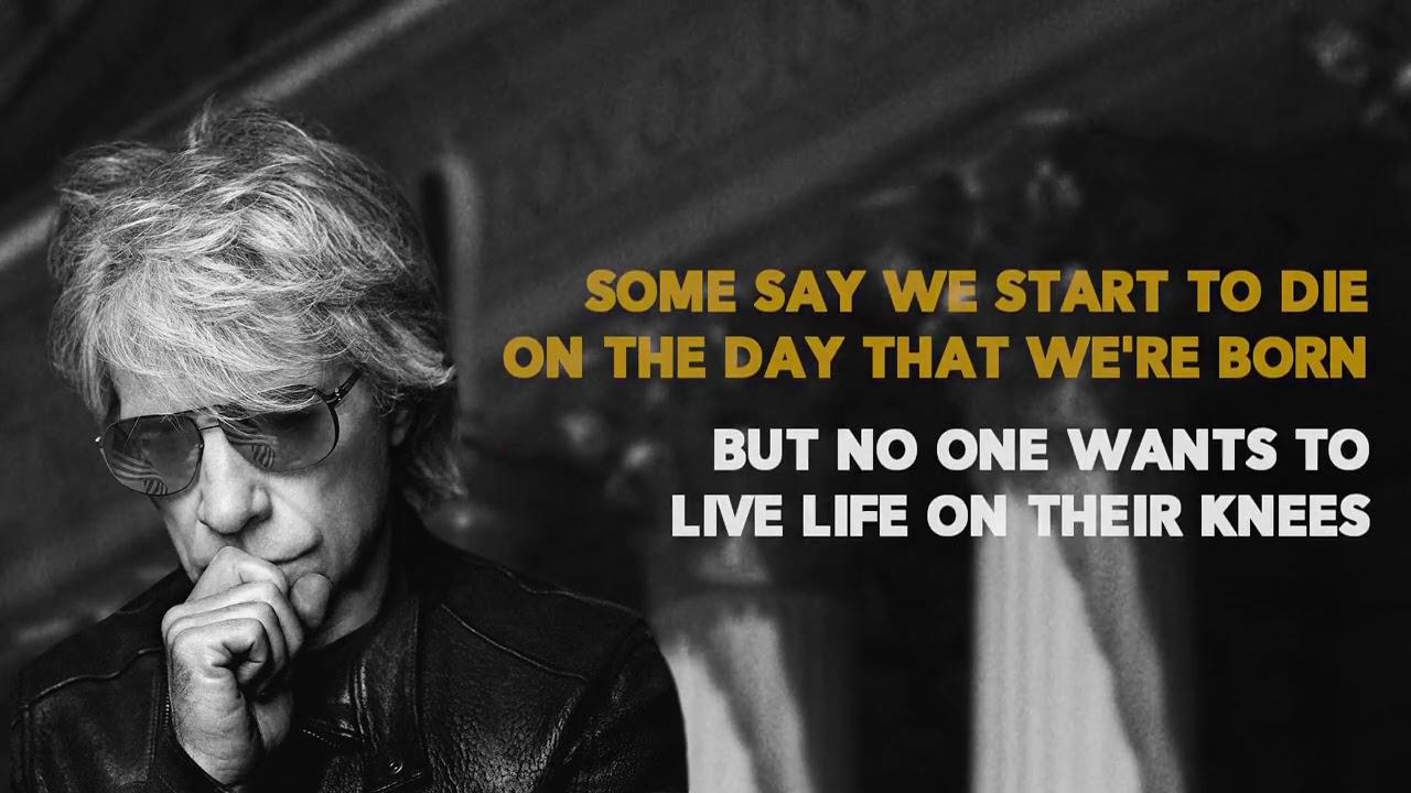 Bon Jovi- Lower The Flag