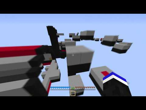 Minecraft Parkour: Fly Wool By PLMichus