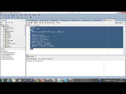 PL SQL 3   Databases and transactional applications