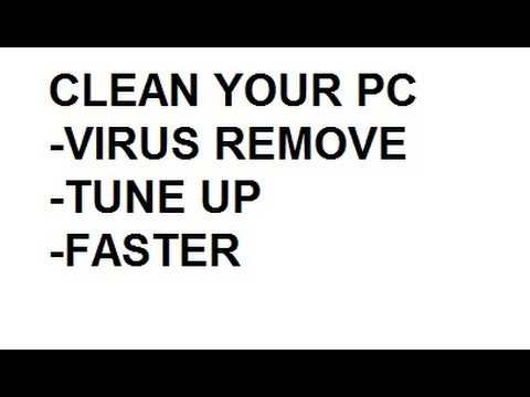How to clean your computer from virus, junks Polishsys.net