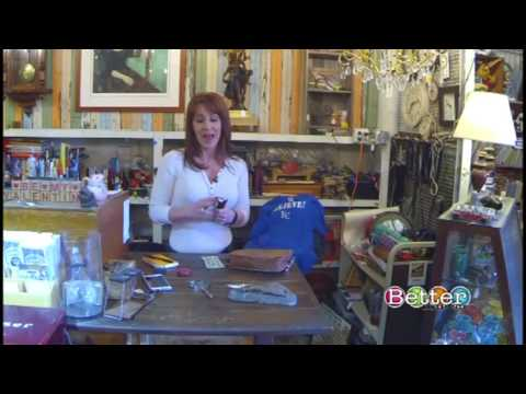 Helpful Tips for Antique & Vintage Shopping - What to Bring