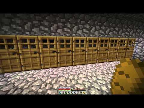 Minecraft Survival - Ep13, Iron Golem Farm, Part 1 HD