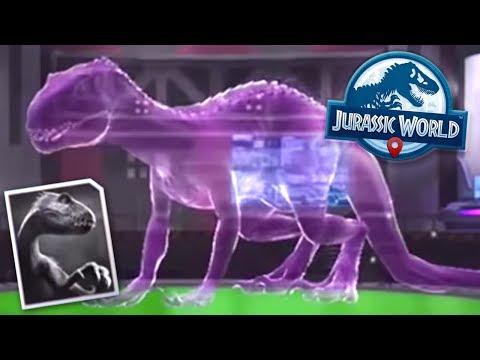 INDORAPTOR IN GAME!!! - Jurassic World Alive | Ep12 ( Jurassic GO )