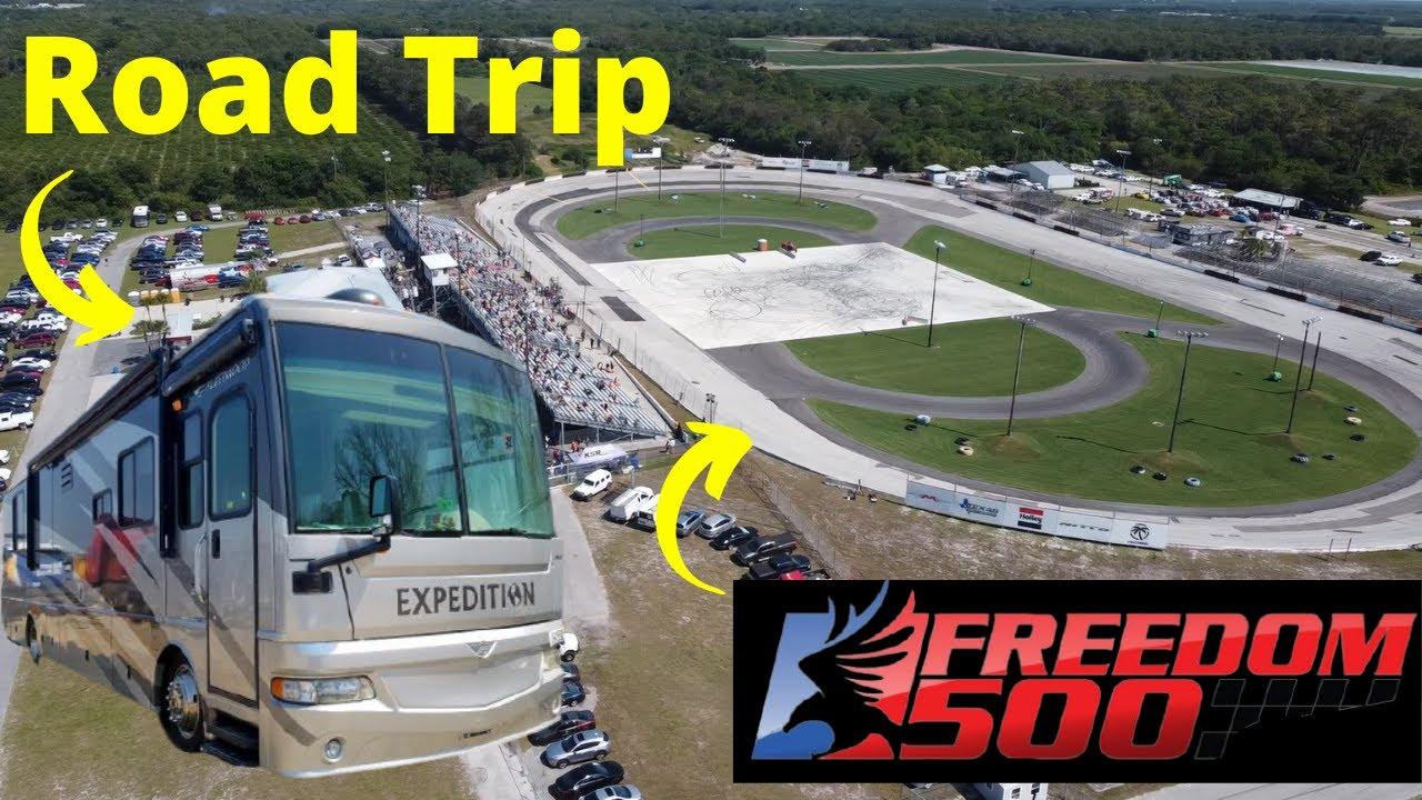 Freedom 500 Cleetus and Cars Road Trip Summit Racing